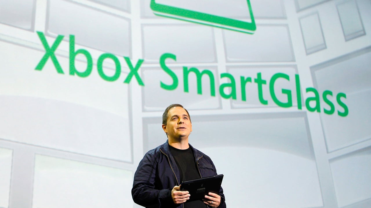 Xbox SmartGlass Aims To Reshape TV Watching, Via iPad