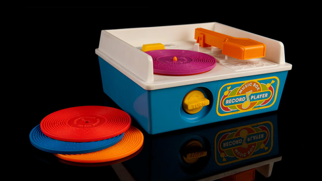 Toy turntable 86