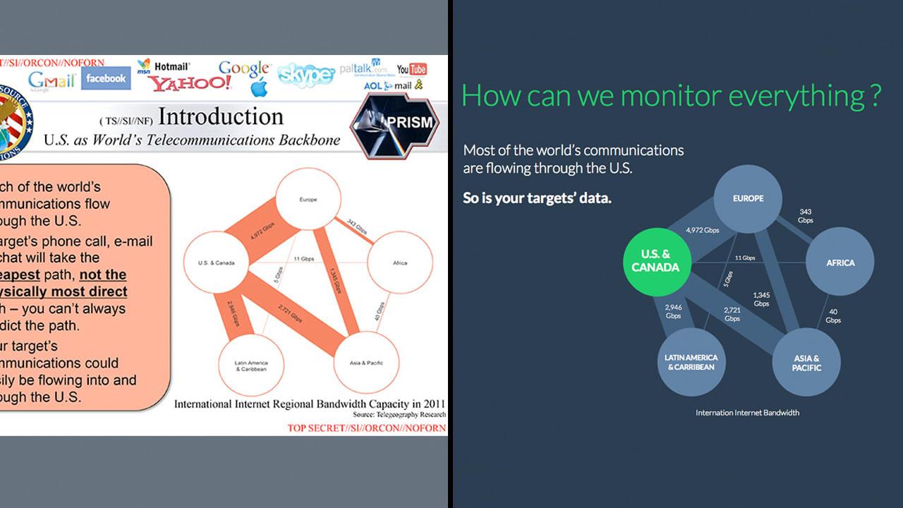 A Designer Overhauls The NSA's Atrocious Powerpoint Presentation