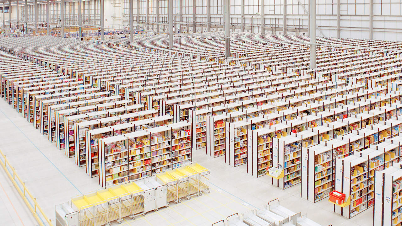 Think Your Office Is Soulless? Check Out This Amazon