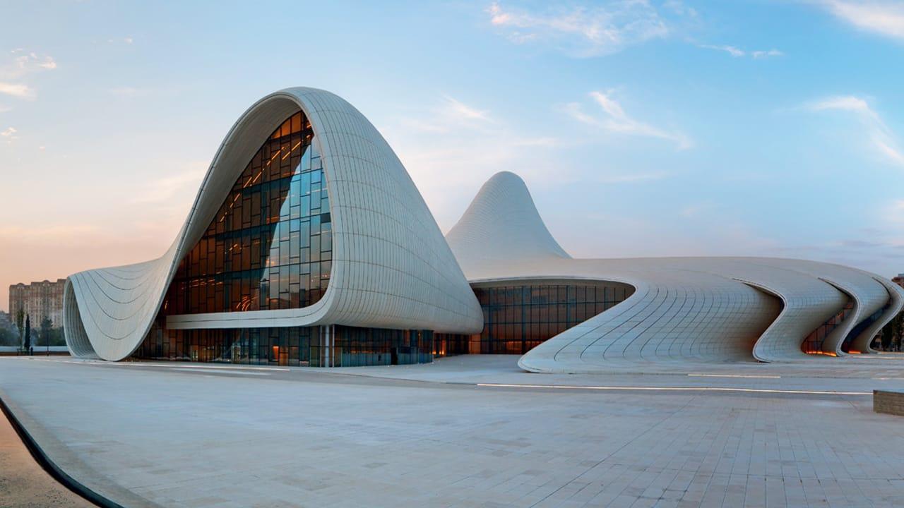 The a to zaha list 7 of hadid s best buildings - Architektonische meisterwerke ...