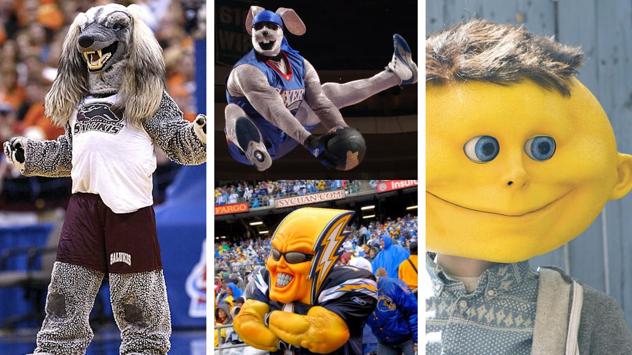 8 Mascots Scarier Than...
