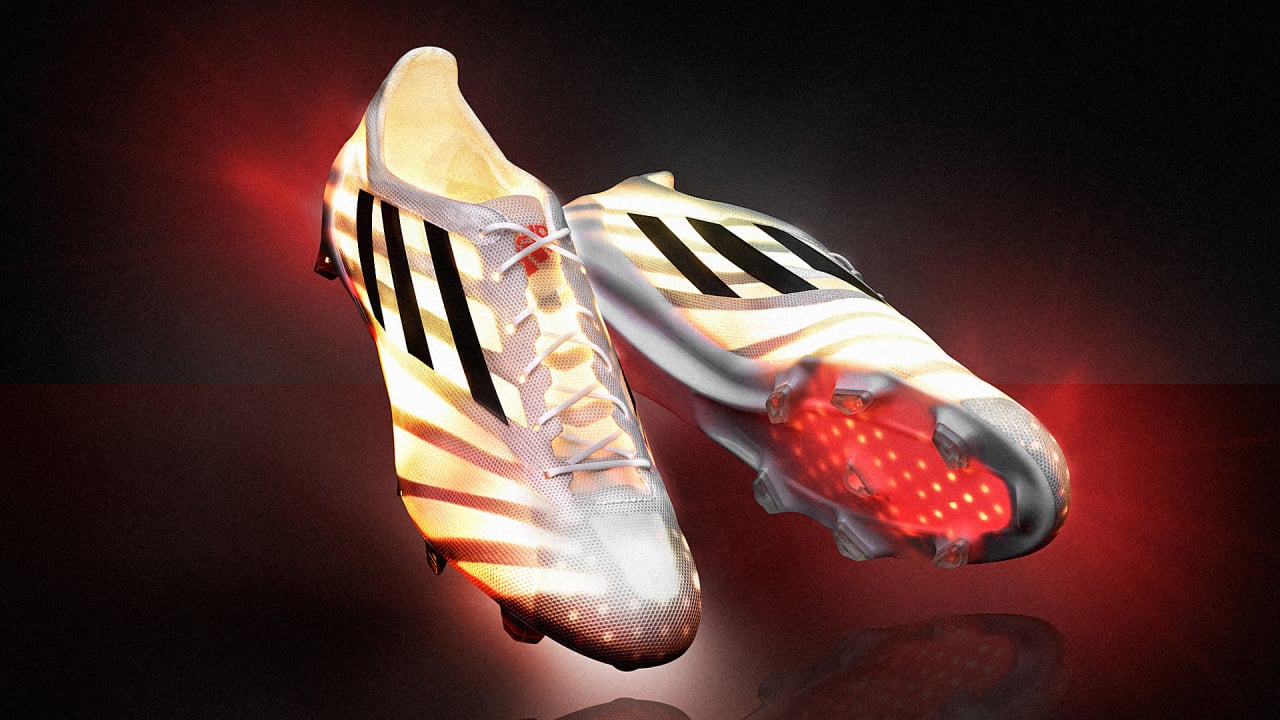 bf186a662 Adidas Unveils World's Lightest Soccer Cleat