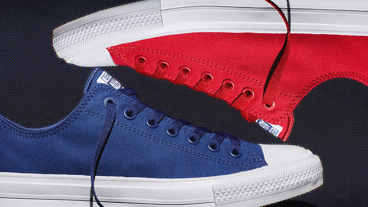Frase Asombrosamente secuencia  Meet The Chuck II, The First New Converse All Star Design In 100 Years