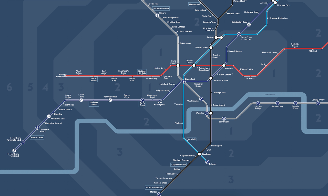 How London\'s New Night Tube Map Was Made