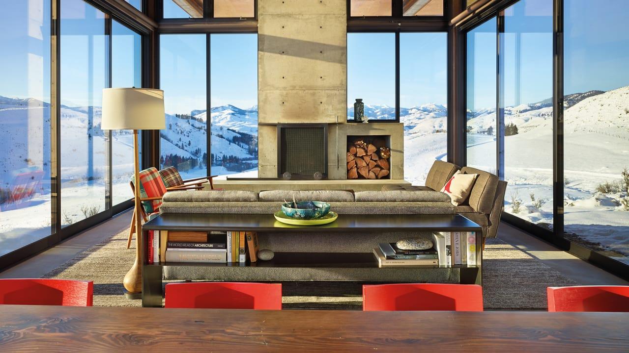 Inside The Stunning Jewel-Box Houses Of Architect Tom Kundig