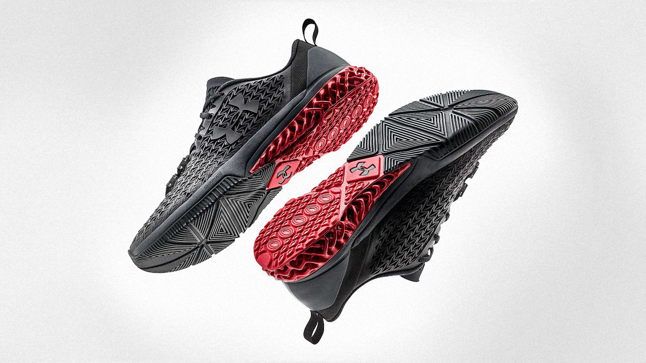What Under Armour s New 3-D-Printed Shoe Reveals About The Future Of F 48fef4a3ca68