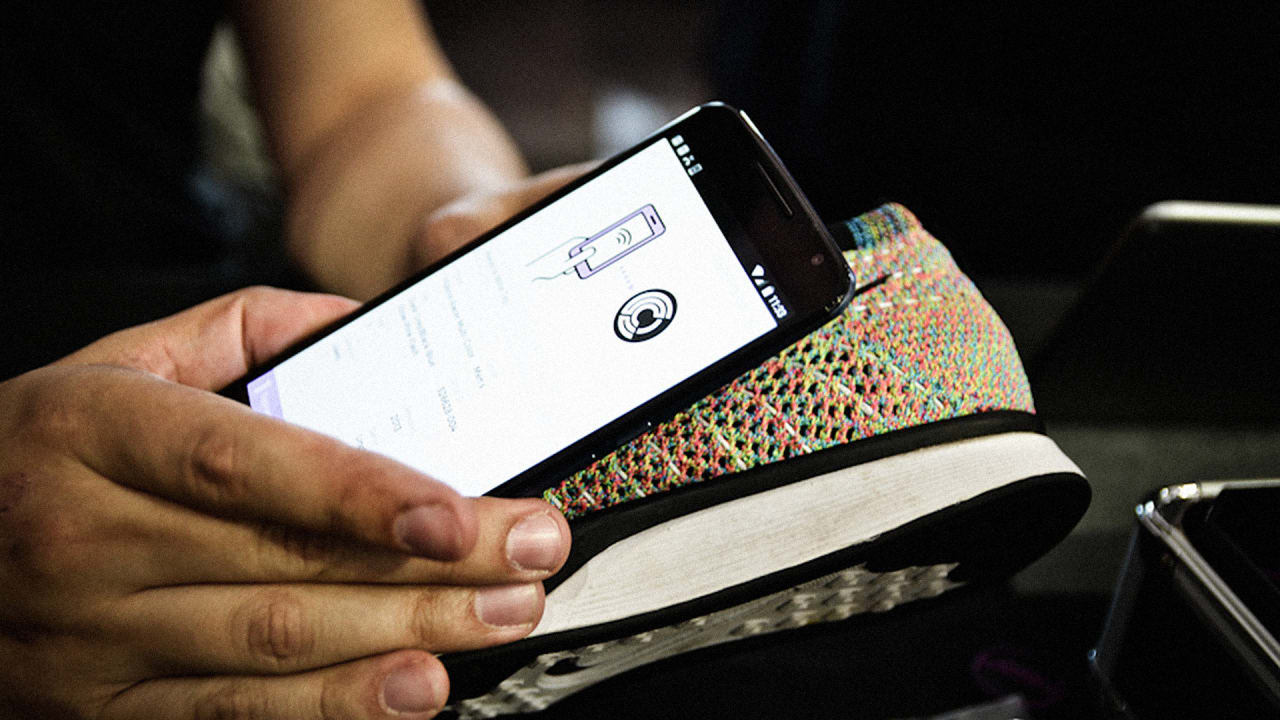 fe6998fde How Sneaker Designers Are Busting Knock-Offs With Bitcoin Tech