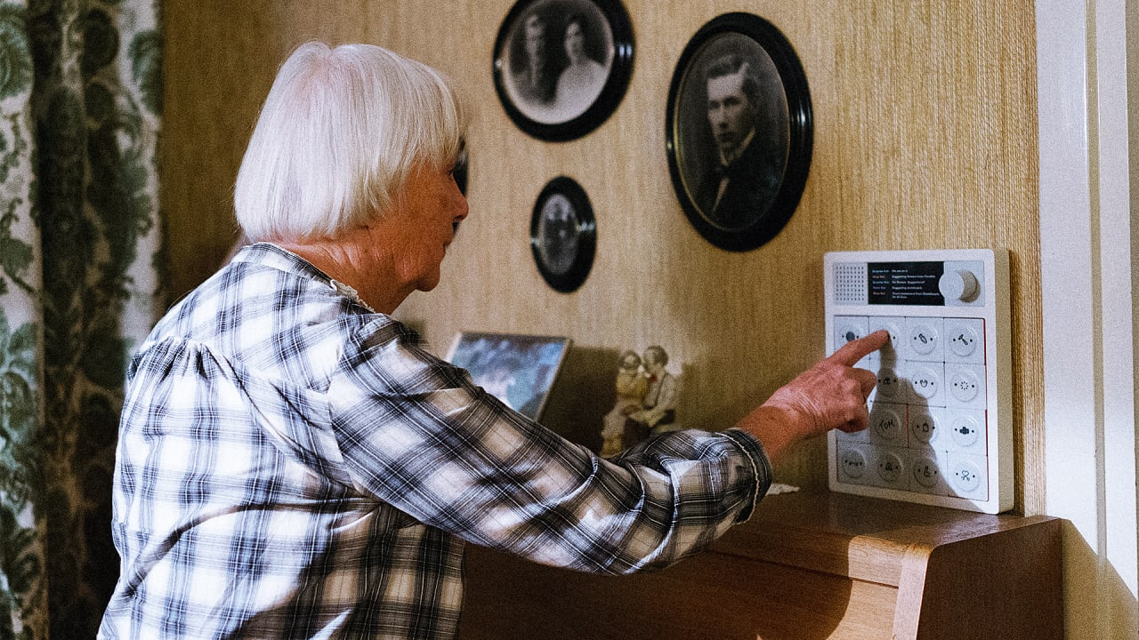 What If Smart Homes Were Designed For Seniors Instead Fuse Box Home