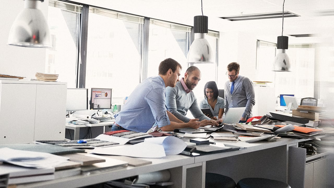 you can design a happier office culture. here's how