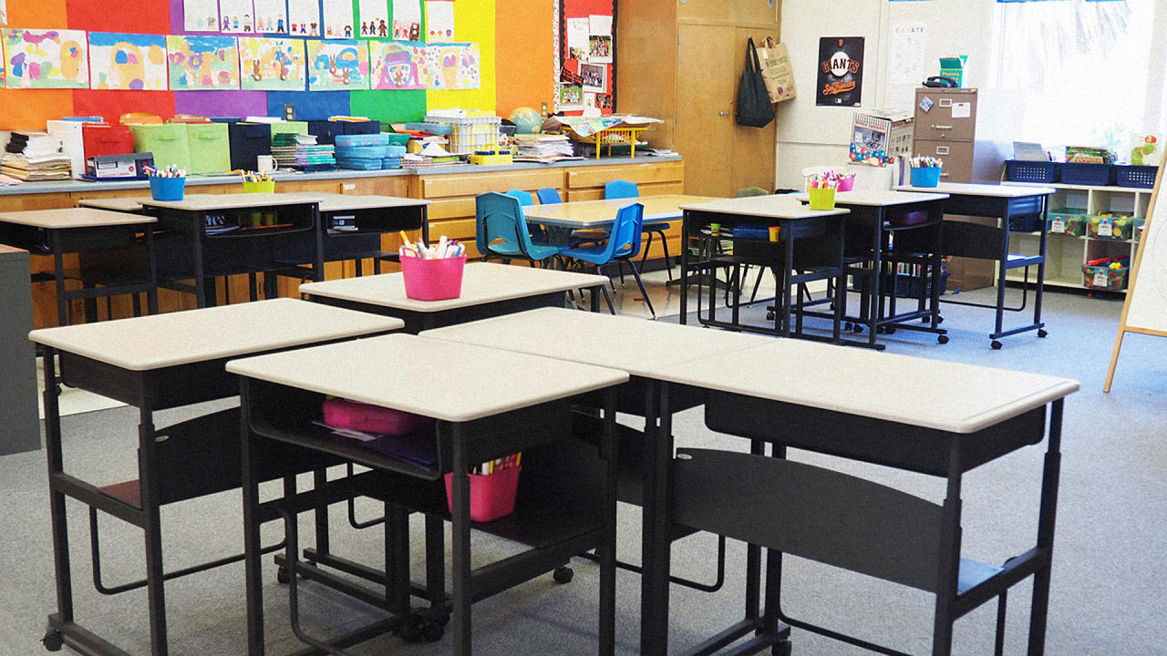 Standing Desks For Kids? It's Not As Crazy As It Sounds