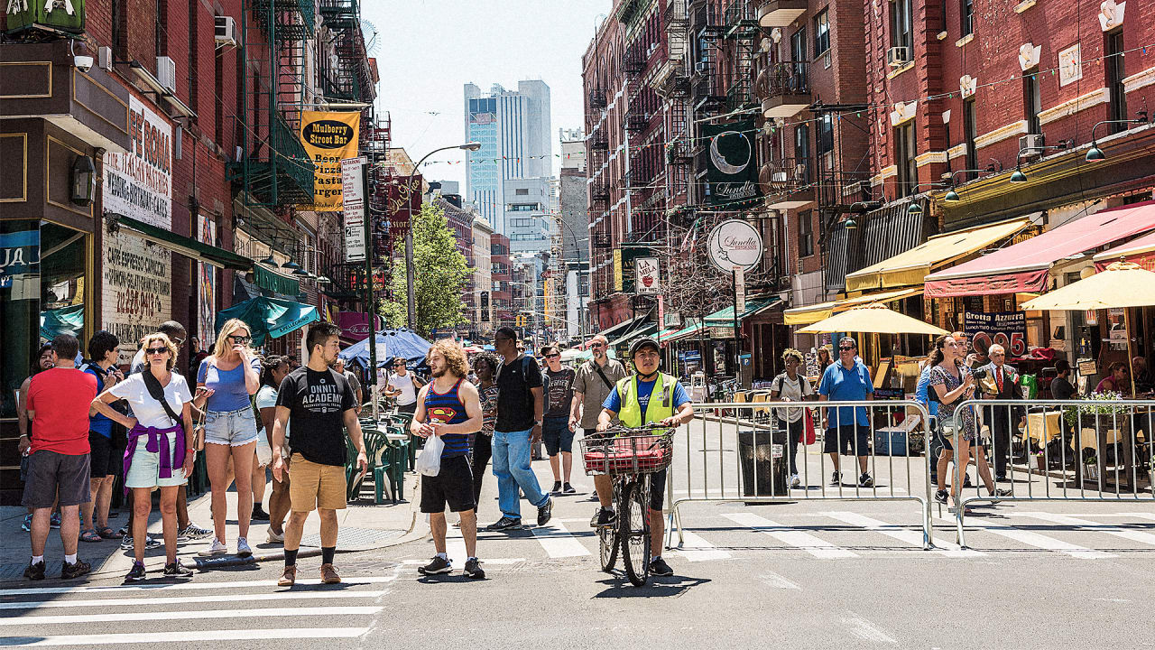 Two Words Would Make Our Cities More Livable: Pedestrians First