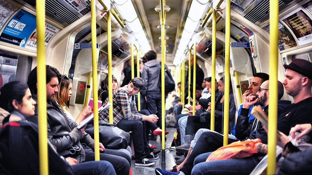 These Maps Compare Cities Based On How Many People Live Close To Public Transit