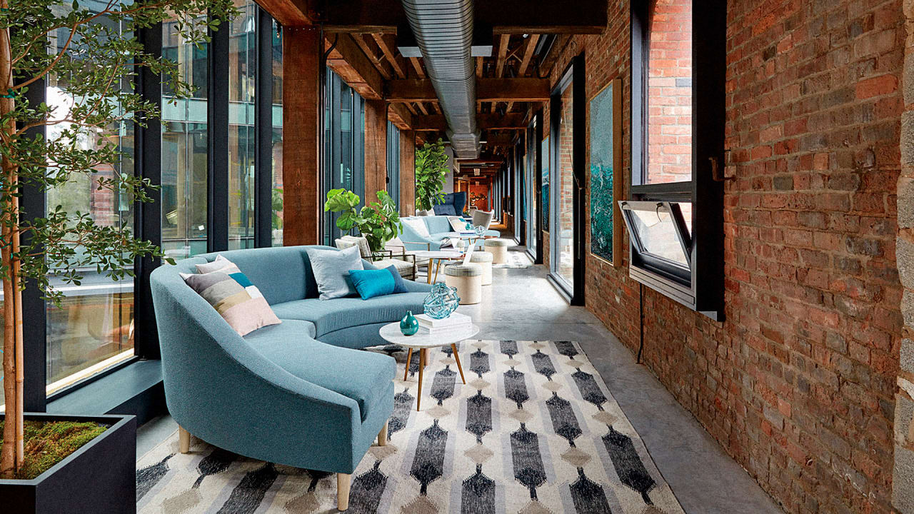 West Elm Reinvents Its Office And Itself