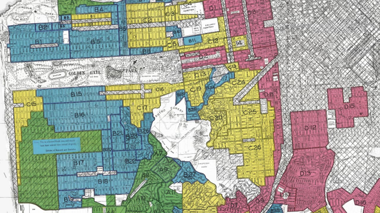 These Maps Show Your Neighborhood\'s Racist Past