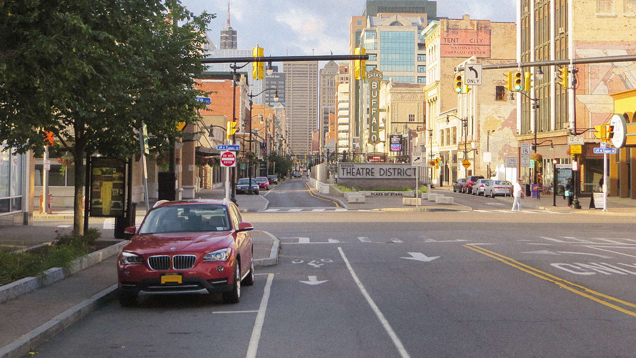 In Buffalo, A New Zoning Code Prioritizes People, Not Cars