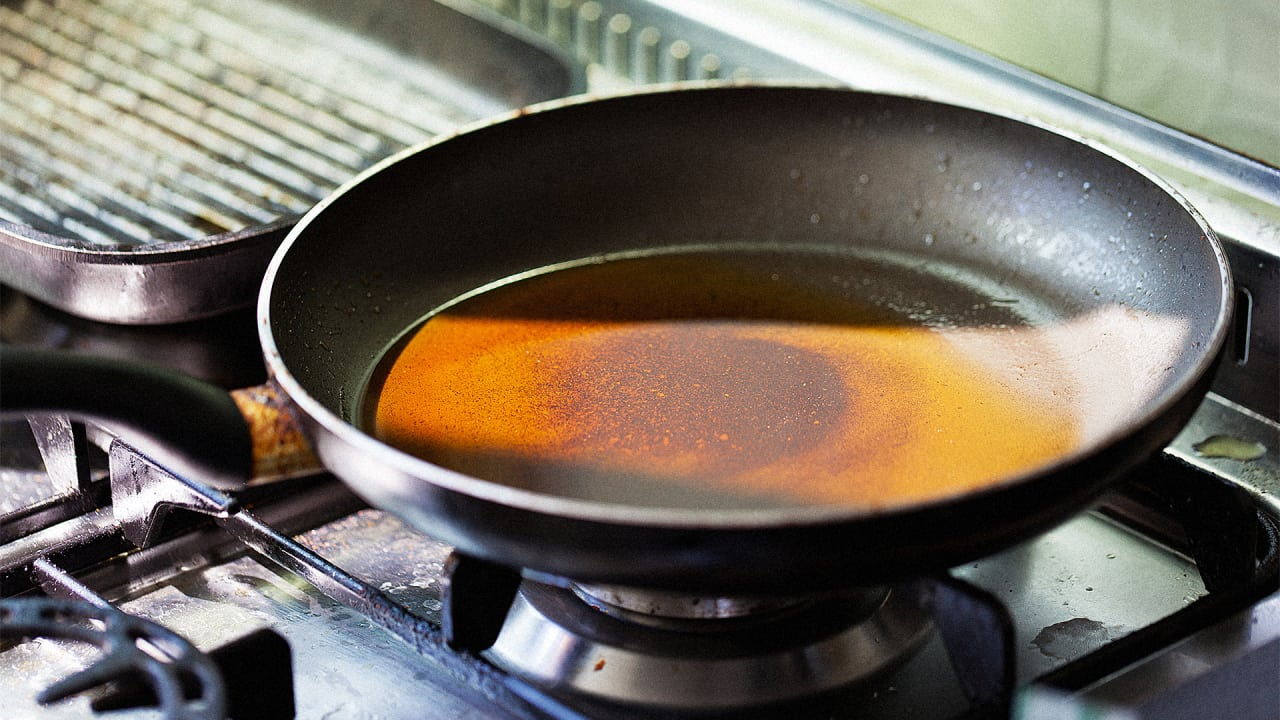 Stop Dumping Your Cooking Grease Down The Drain