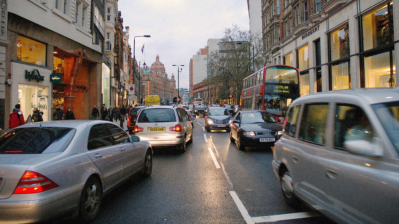 London's Mayor Wants To Pay People To Replace Their Polluting Diesel Cars
