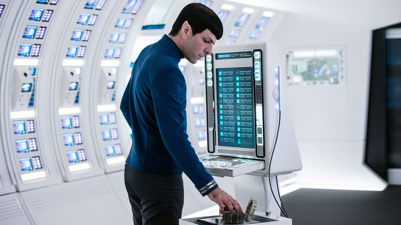 """More """"Star Trek"""" Tech In Real Life: The Qualcomm Tricorder"""