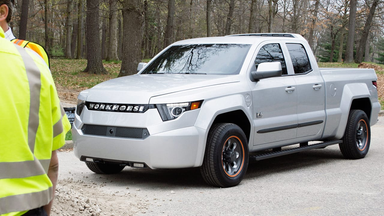 Will Workhorse Beat Tesla To An Electric Pickup Truck?