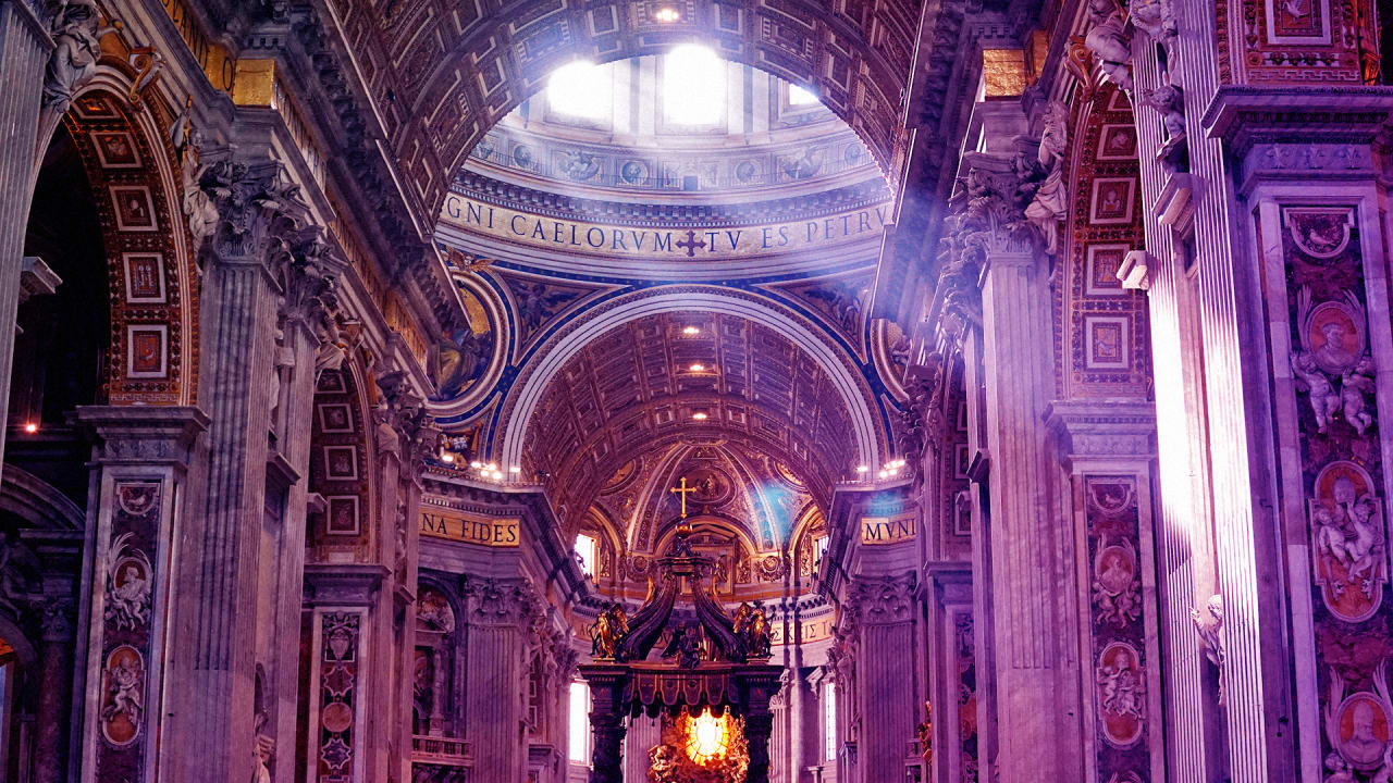 Inside The Vatican-Blessed Tech Accelerator Tackling