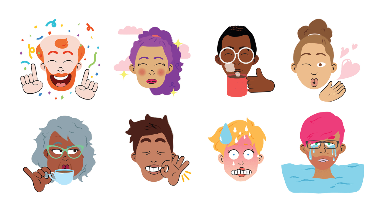 Exclusive googles new ai tool turns your selfies into emoji
