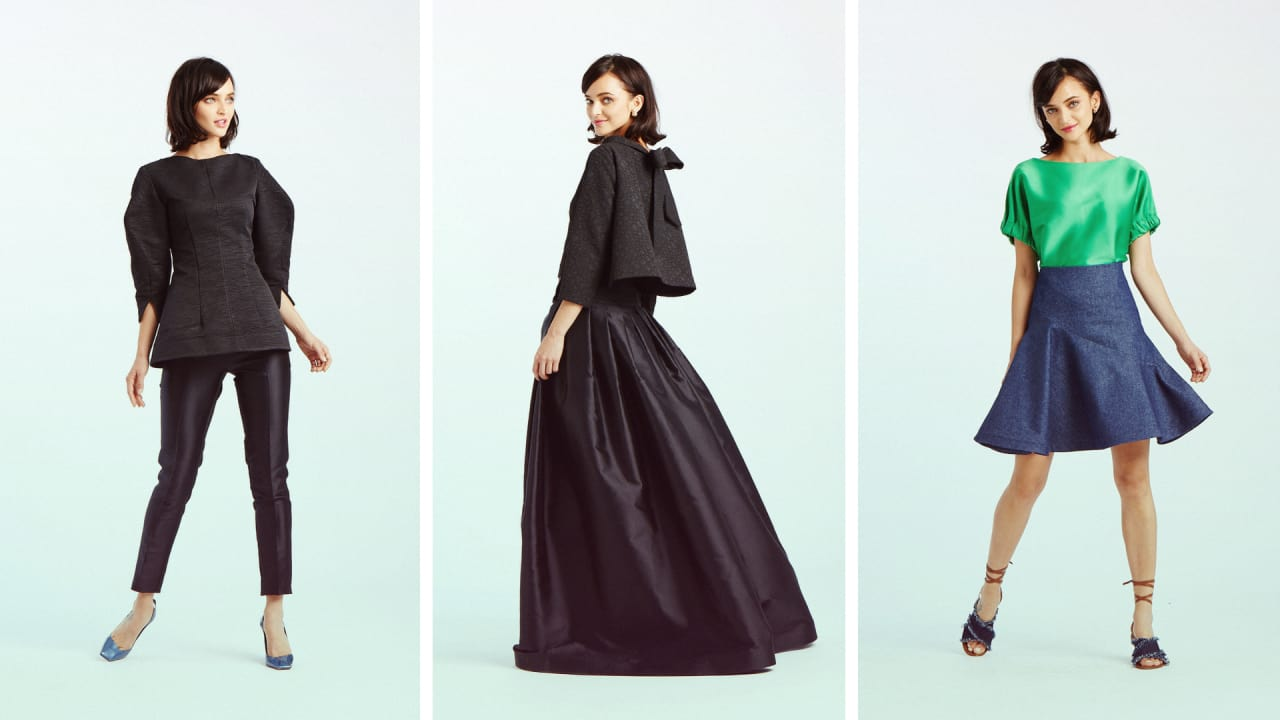 These Gorgeous Designer Gowns Are Made By Blind Dressmakers