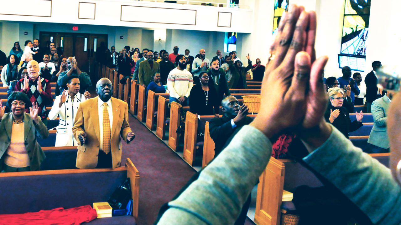 How Growing Up In A Black Baptist Church Taught Me The
