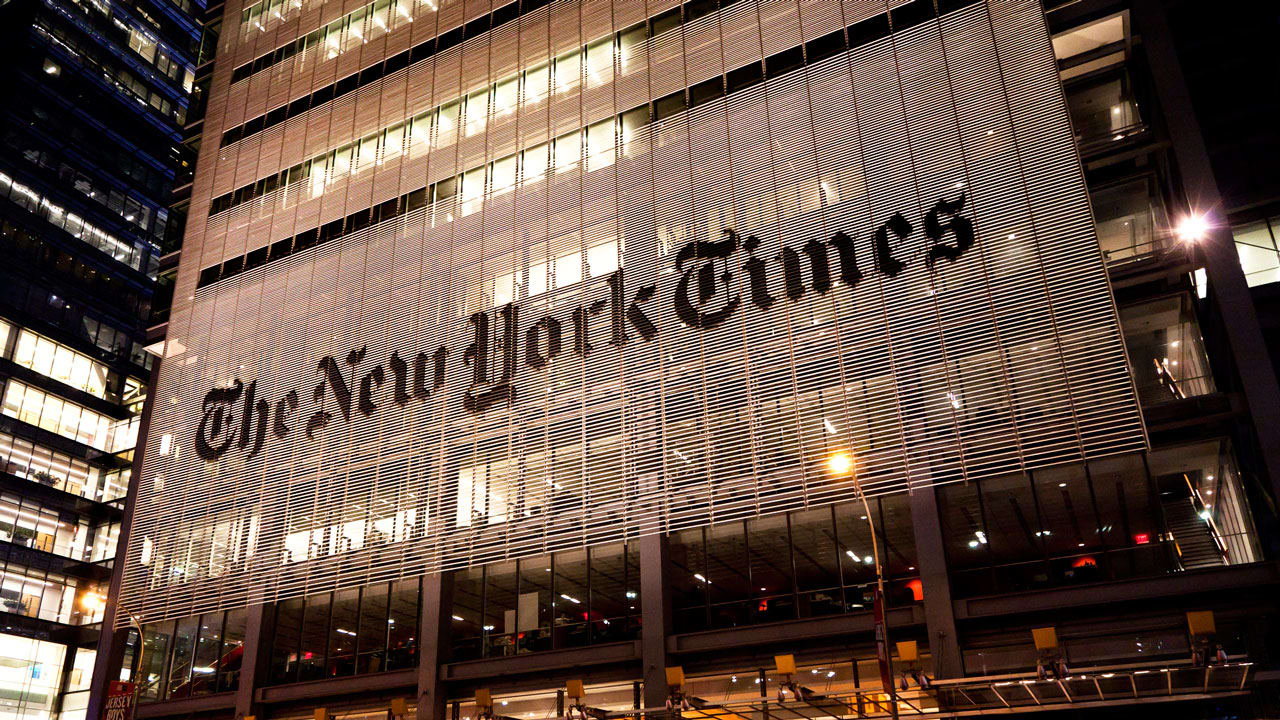 The diary of an ex new york times software engineering intern for Internship new york