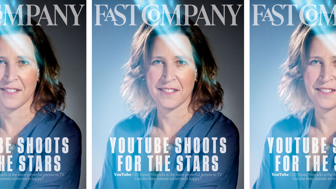Susan wojcicki has transformed youtubebut she isnt done yet solutioingenieria Images