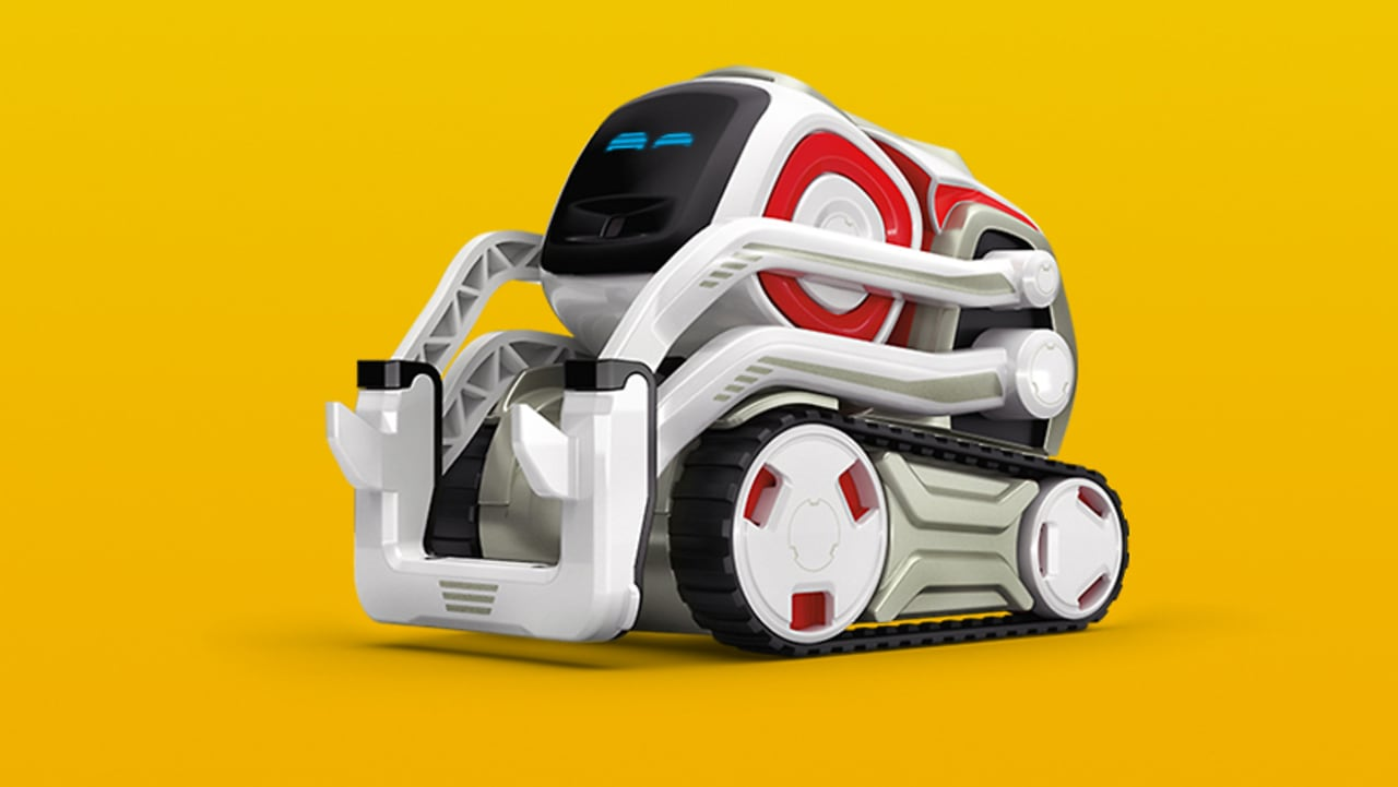 Anki Wants To Use Its Toy Robot To Hook In Kid Coders