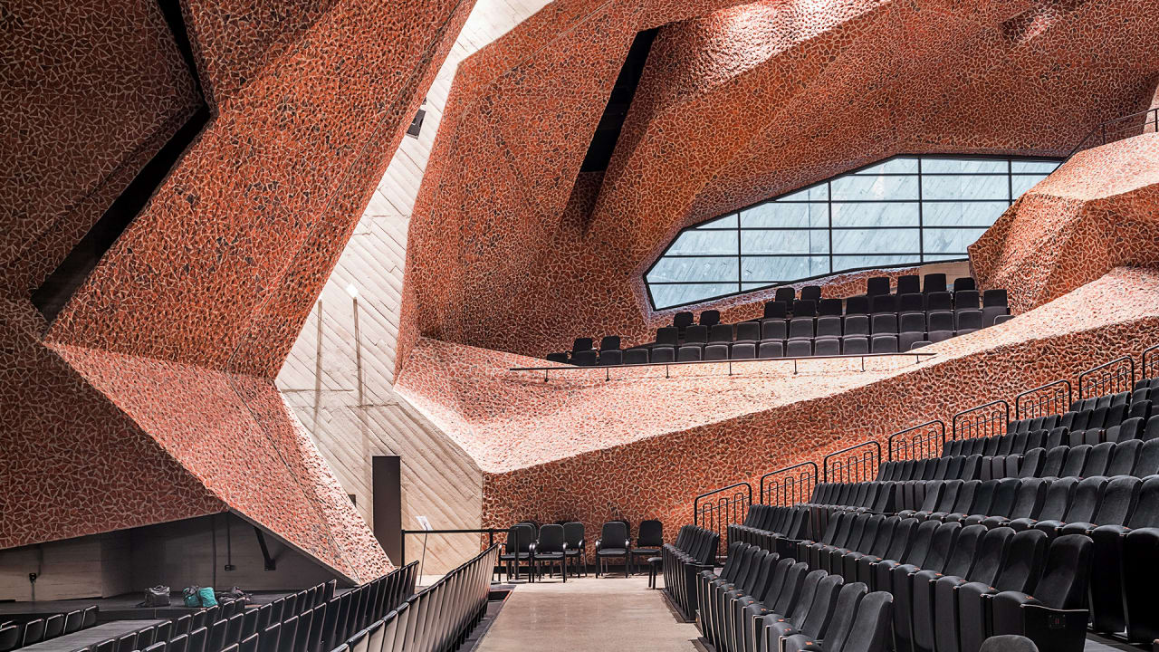 6 Radical Buildings Built From The Humble Brick