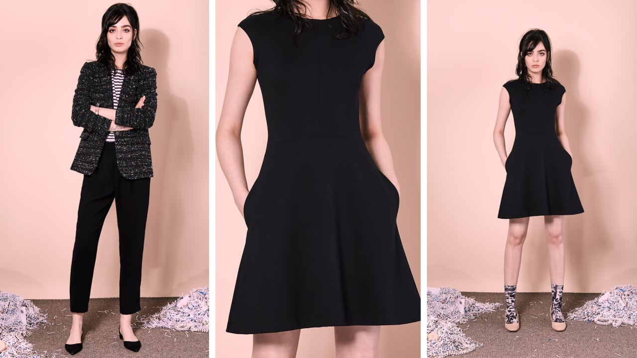 These 6 Women S Work Uniforms Will Make Your Mornings Easier