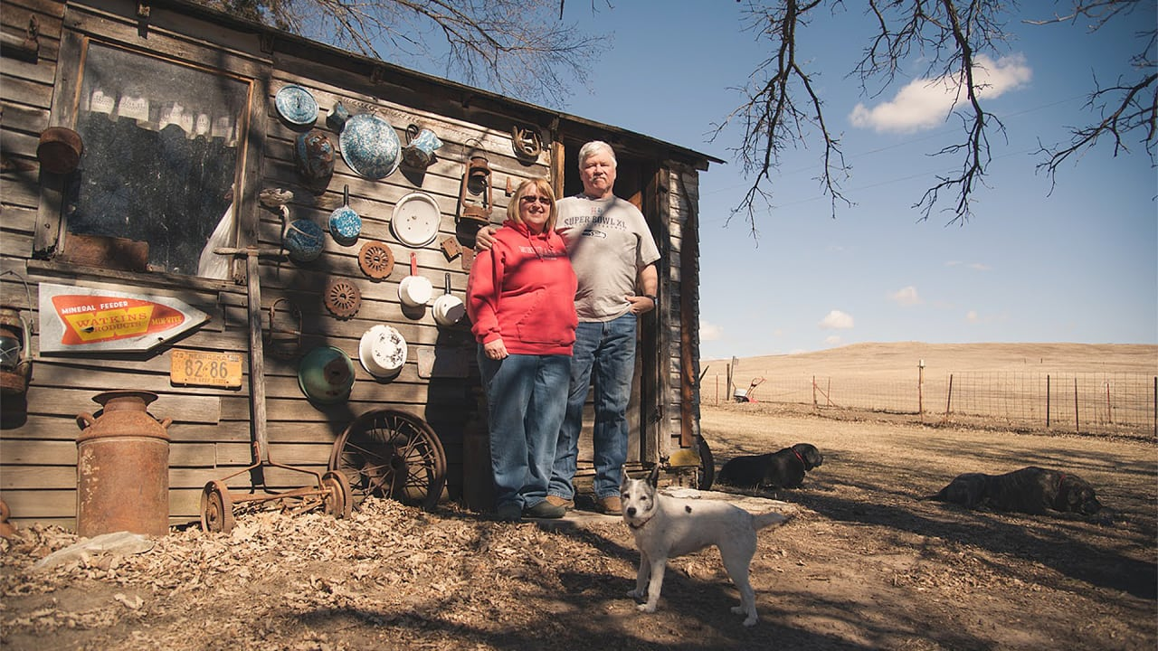 farmers and ranchers An environmental activist has organized an unlikely group to protest the project: nebraska ranchers and farmers.
