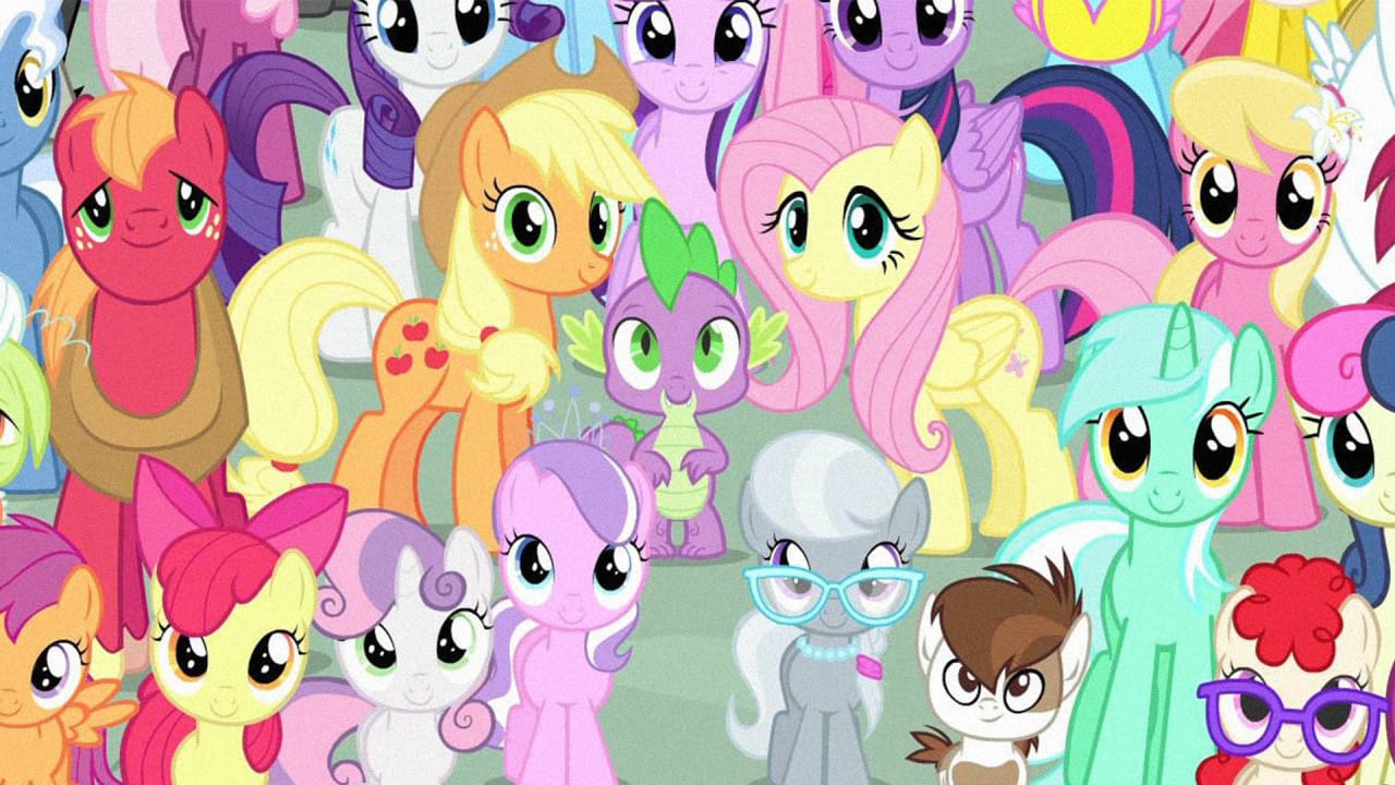 List of My Little Pony characters - Wikipedia