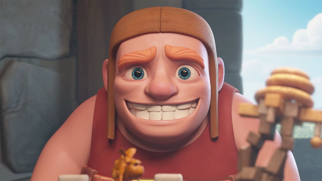 why supercell brought the builder from clash of clans into the real