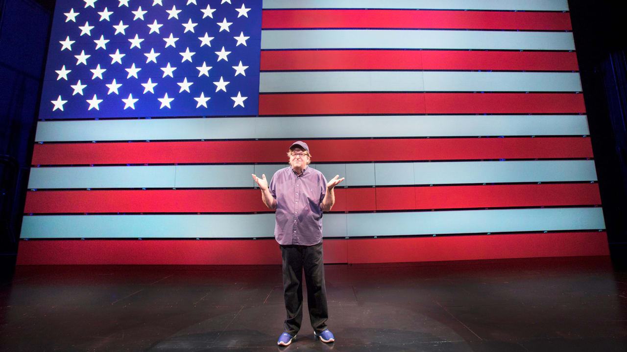 Michael Moore Says Trump Is On Track To Win Again In 2020