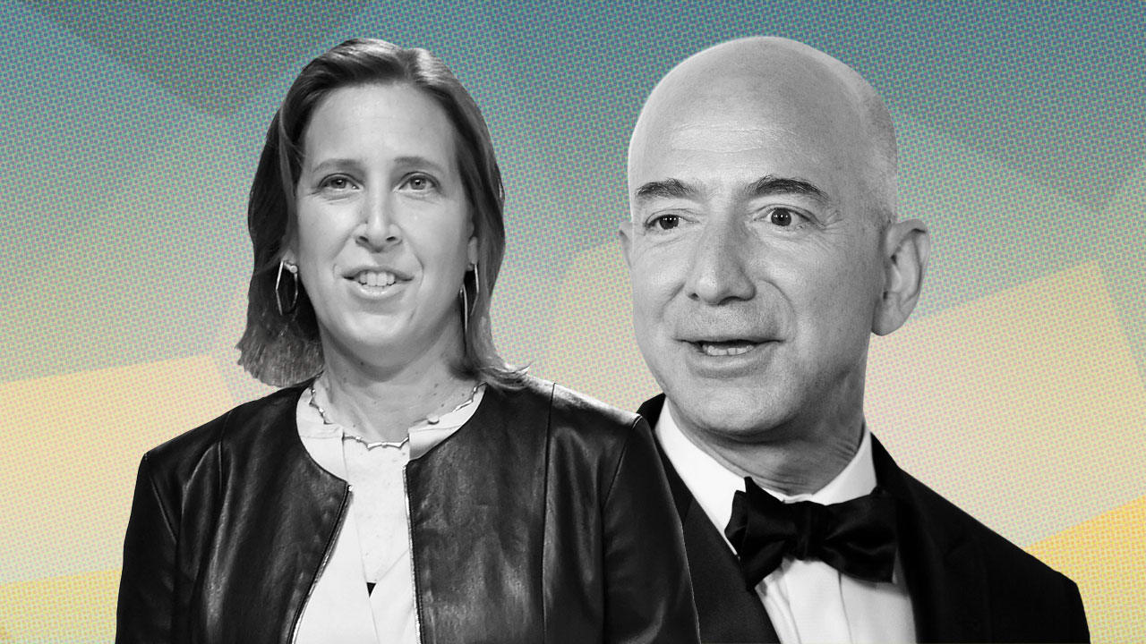 Productivity Secrets From Jeff Bezos, Mark Zuckerberg, Susan Wojcicki, And More