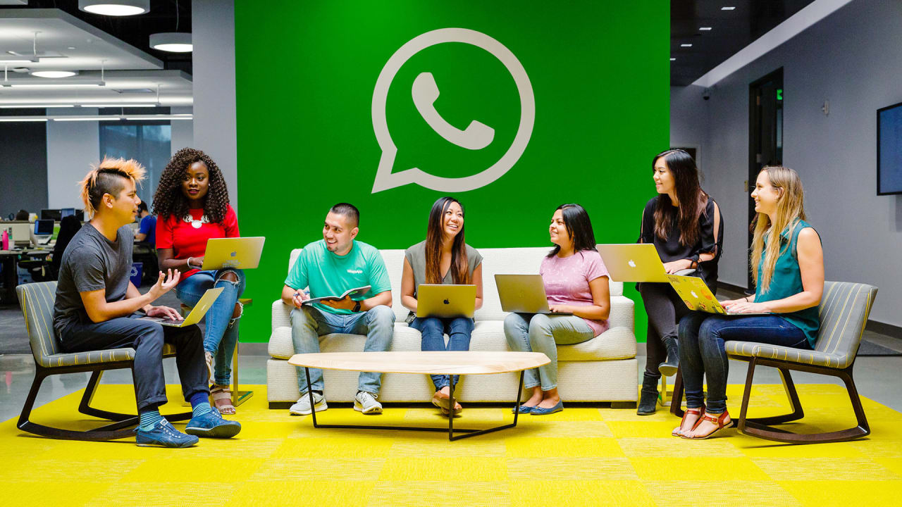 WhatsApp's Cofounder On How It Reached 1 3 Billion Users