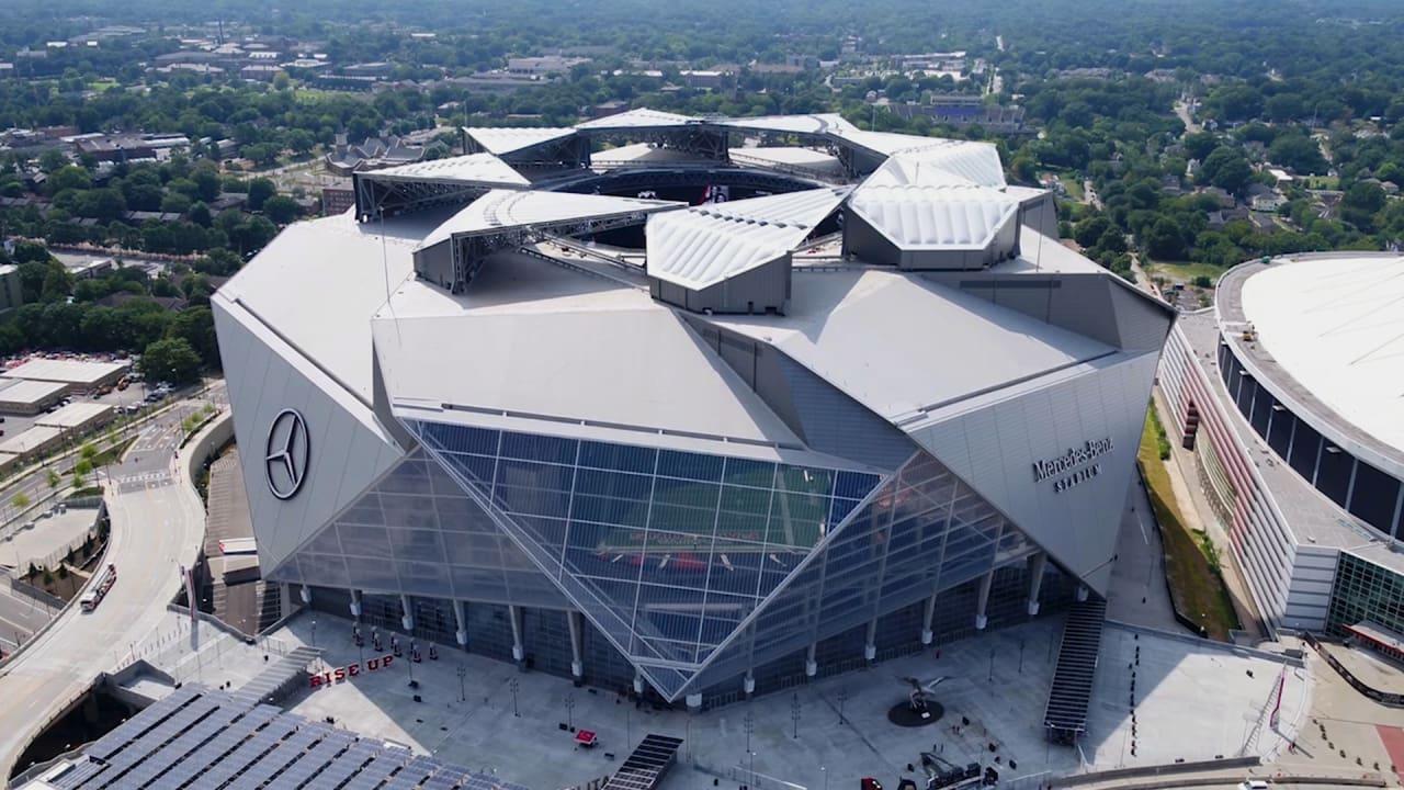 The Atlanta Falcons' Revolutionary New Stadium Is Unlike ...