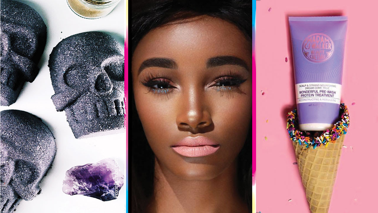Nine Black-Owned Beauty Startups To Watch