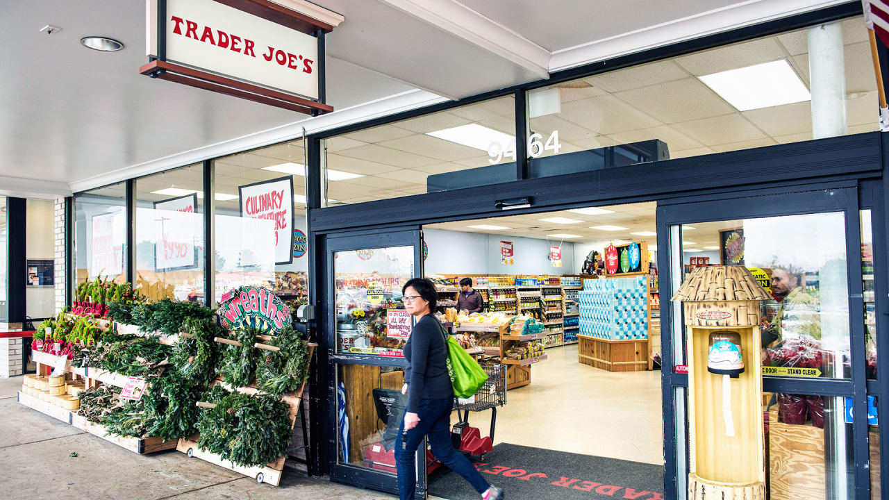 trader joes core values