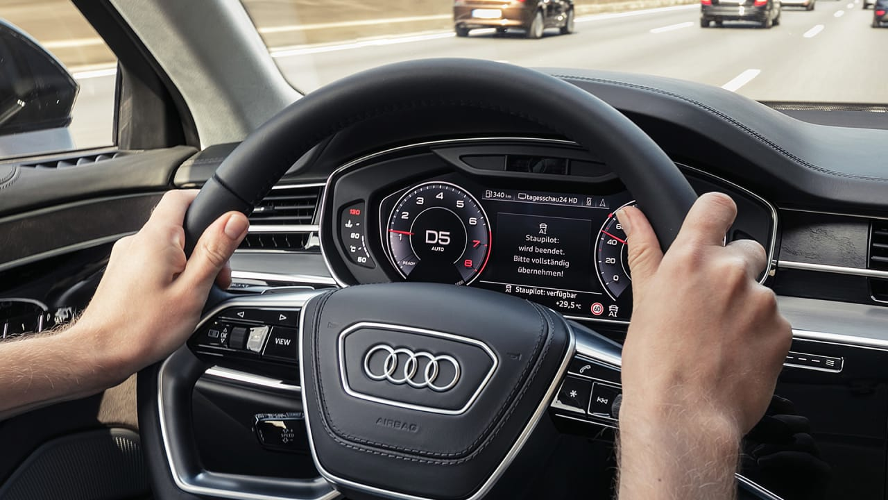 Audis NextGen Leap In SelfDriving Cars A Car That Watches You - Audi self driving car