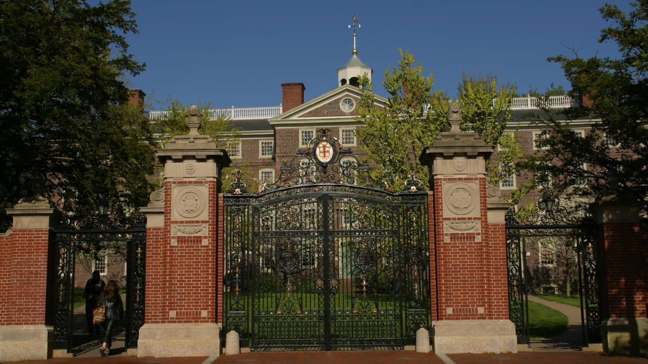 brown university offers free tuition to students displaced