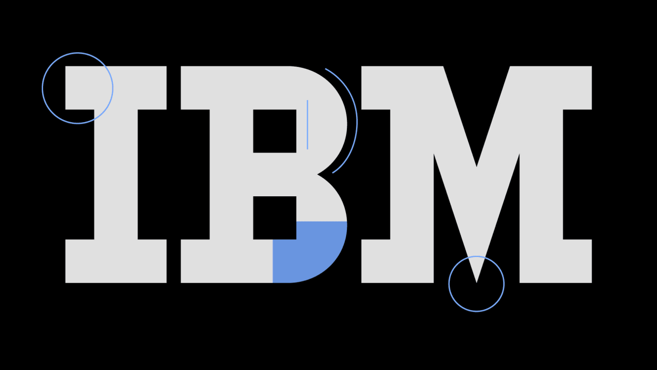 Why IBM Created Its Own Typeface After A Century Without One