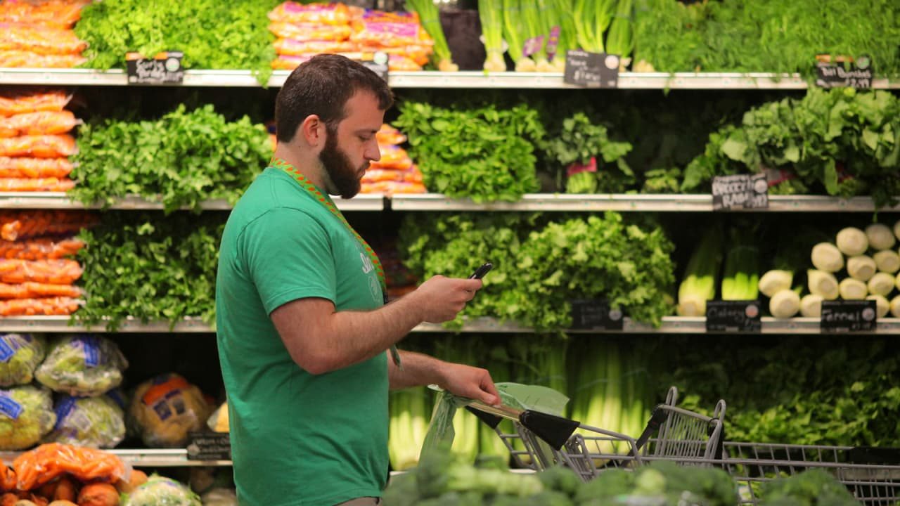 Instacart workers are striking over wages reportedly as low