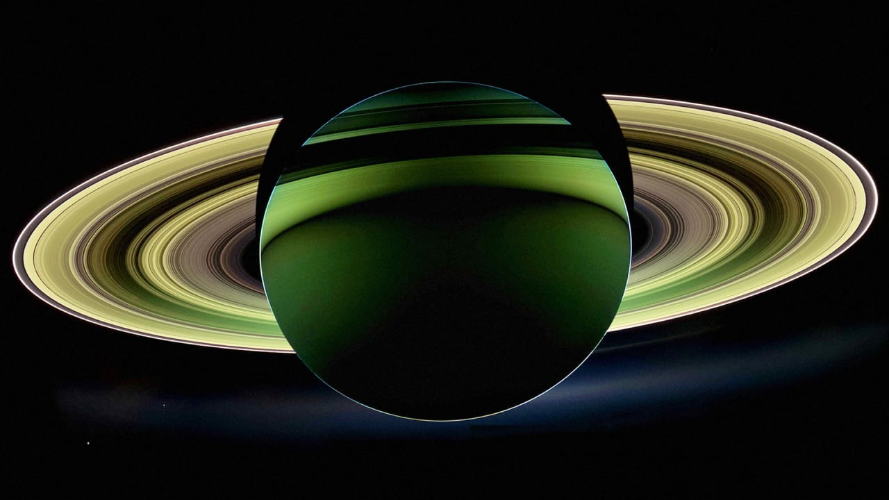 NASA's 24 Most Stunning Photos Of The Solar System