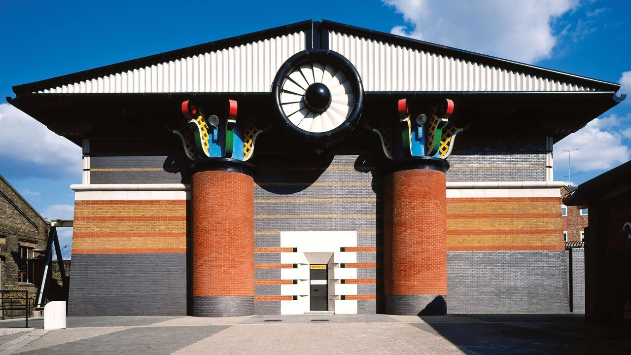 7 Wild Wonderful Icons Of Postmodern Architecture