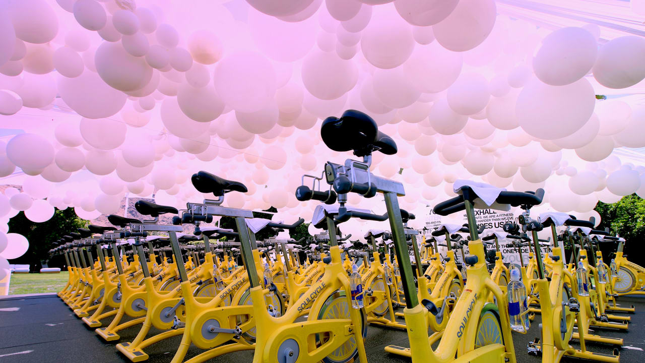 soulcycle is heading to london on its stationary bikes