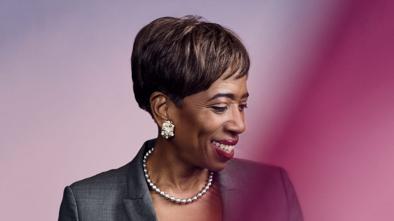 Morgan Stanley S Carla Harris Builds Stronger Businesses